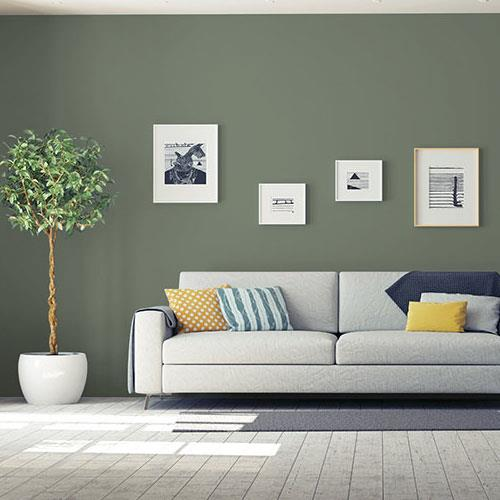 Thyme Green PPG1128-6