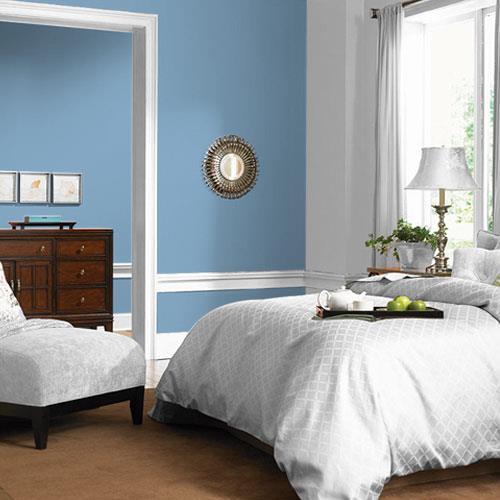Country House Blue - 90BG 38/185