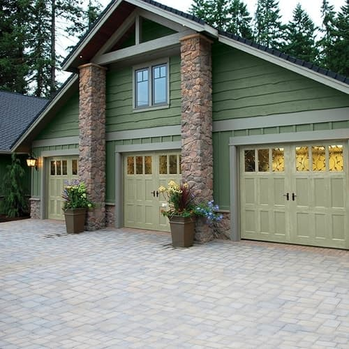 How to Paint an Exterior Door for Your Garage