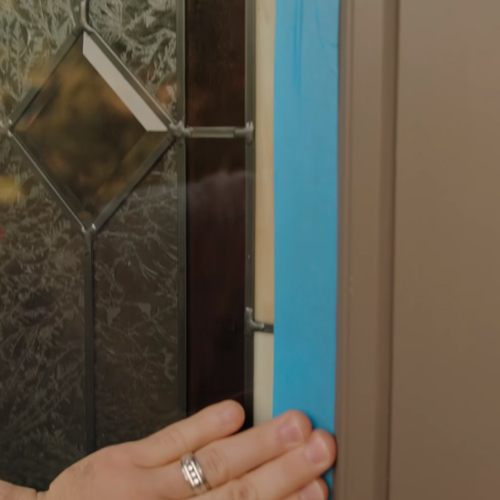 Preparing Your Door