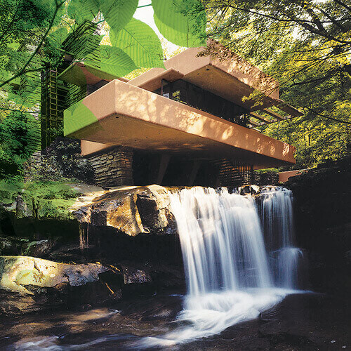 Frank Lloyd Wright's Fallingwater<sup>®</sup>